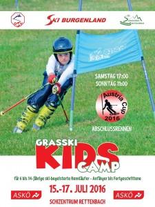 Grasski camp Rettenbach 2016